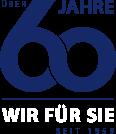 Bee Wulf und Partner Jubiläum 60 Jahre Siegel